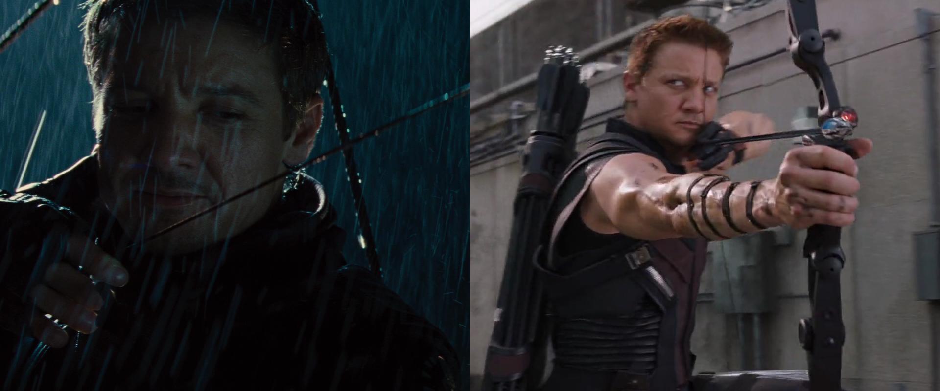 Hawkeye a černá vdova